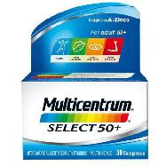 multicentrum select 50+30cpr g.42