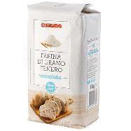 sigma farina di grano tenero tipo 0 manitoba kg.1