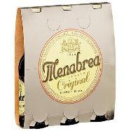 menabrea birra original cl.33x3