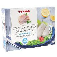 sigma cuori filetto merluzzo gr.400