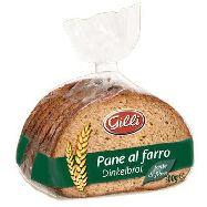 gilli pane al farro gr.300