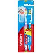 colgate spazzolino extra clean doppio medio
