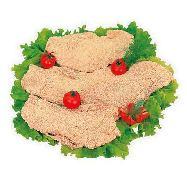 petto di pollo impanato formato famiglia al kg.
