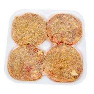 hamburger primavera formato famiglia al kg.