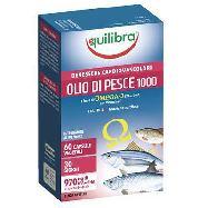 equilibra olio di pesce 1000 60 perle