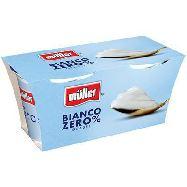 muller crema yogurt bianco 0,1 gr. 125x2