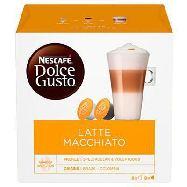 nescafe dolce gusto latte macchiato 16  capsule