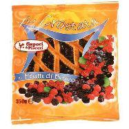 saporiepiaceri crostata frutti di bosco gr.350