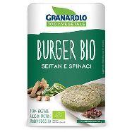 granarolo burger bio spinaci gr. 90x2