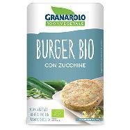 granarolo burger bio zucchine gr.90x2