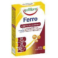 equilibra integratore di ferro con vitamina c 60 cpr