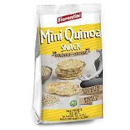 fiorentini mini snack quinoa vegan  gr.50