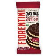 fiorentini gallette mais ricoperte cioccolato fondente vegan gr.100