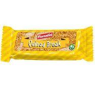 fiorentini quinoa break barrette vegan gr.33