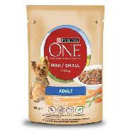 purina one my dog is adult con  pollo carote e fagiolini gr.100