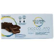 sigma tavoletta cioccolato fondente senza zucchero gr.100