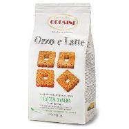 corsini biscotti orzo e latte con fiocchi di avena gr. 350
