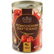 gusto & passione pomodorino datterino latta gr.400