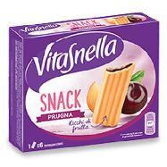 saiwa vitasnella snack prugna gr.162