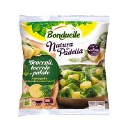 bonduelle broccoli taccole patate gr.450