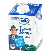 mila latte uht intero ml.500