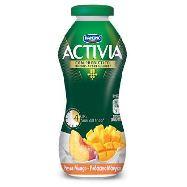 danone activia drink pesca/mango gr.195