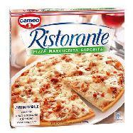 cameo pizza ristorante margherita saporita gr.330