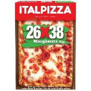 italpizza pizza margherita cm.26x38