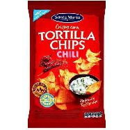 santa maria tortilla chips chili gr.185