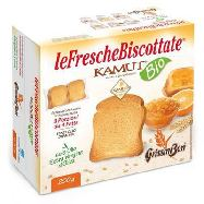 grissin bon fette biscottate bio di  kamut gr.250