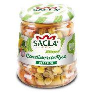 sacla' condiverde riso bio gr.290