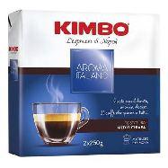 kimbo caffè aroma italiano gr. 250x2