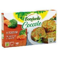 bonduelle coccole broccoli e carote gr.300