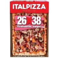 italpizza pizza prosciutto/funghi cm.26x38
