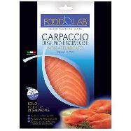 foodlab carpaccio salmone norvegese g.100