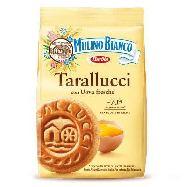 mulino bianco biscotti tarallucci gr.350