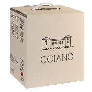 castello di coiano bag in box vino rosso 12,5% vol.  lt.5