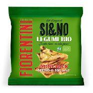 fiorentini si & no triangolini di mais con legumi  croccanti gr.20