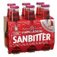 sanbitter rosso cl.10 x 6