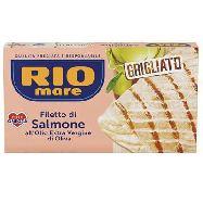 rio mare salmone grigliato extra vergine di oliva gr.125
