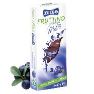 zuegg fruttino al mirtillo gr.40 x 4