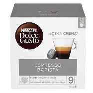 nescafe dolce gusto barista espresso 30 capsule