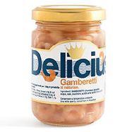 delicius gamberetti al naturale gr.140