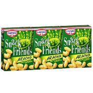 cameo snack friends arachidi  gr.40 x 3