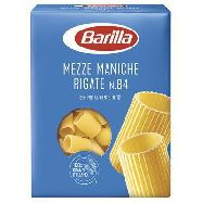 barilla mezze maniche rigate n.84 gr.500