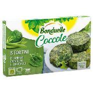 bonduelle coccole spinaci  fagiolioni  e broccoli gr.300