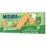 misura crackers soia gr.400