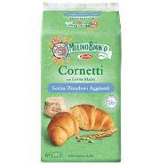 mulino bianco cornetti senza zuccheri  aggiunti gr.210 pz.6