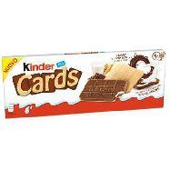 kinder cards latte cacao gr.128