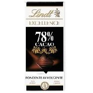 lindt excellence 78% cacao gr.100